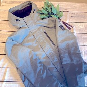 Hollister All Weather Collection Winter Coat